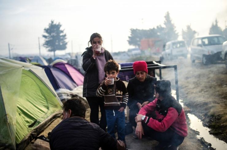Rändeeksperdid: lõimumist tuleb kohe alustada