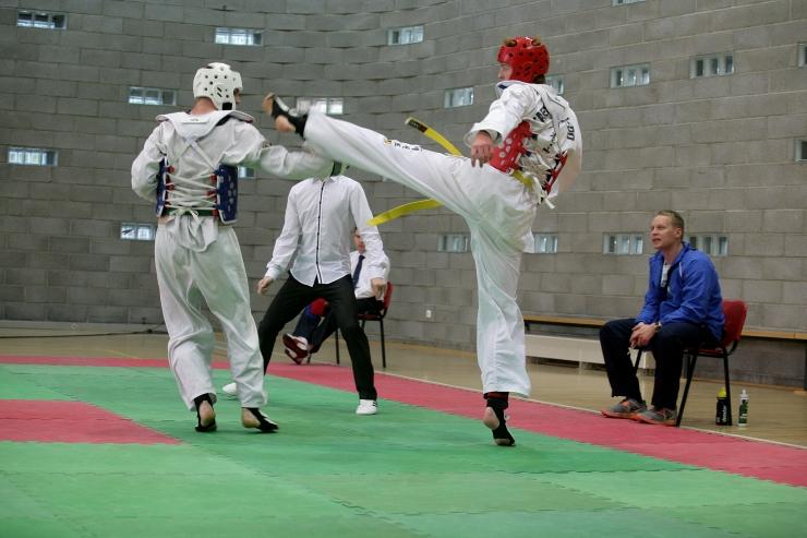 Tulevast õppeaastast on kõigi Tallinna koolide õppekavas taekwon-do