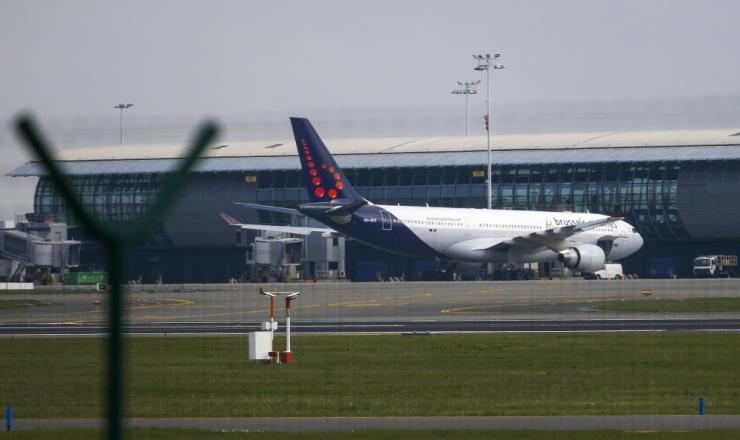 Brüsseli lennujaam saadab pühapäeval teele esimesed lennukid