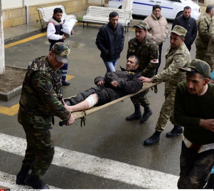 Bakuu: relvarahu jõustub Armeenia vägede lahkumisel hõivatud aladelt