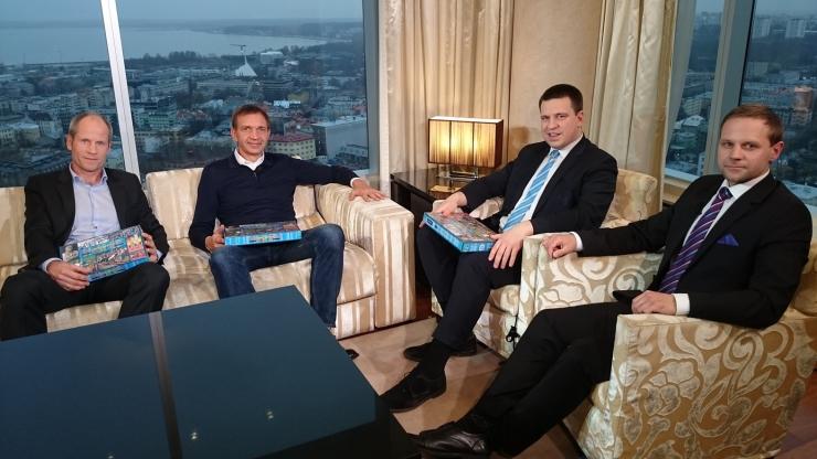TÄNA! TTV-s võtavad EOK presidendikandidaadid mõõtu