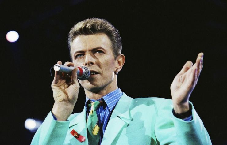 Marten Kuningas teeb Jazzkaare tasuta päeval kummarduse David Bowiele