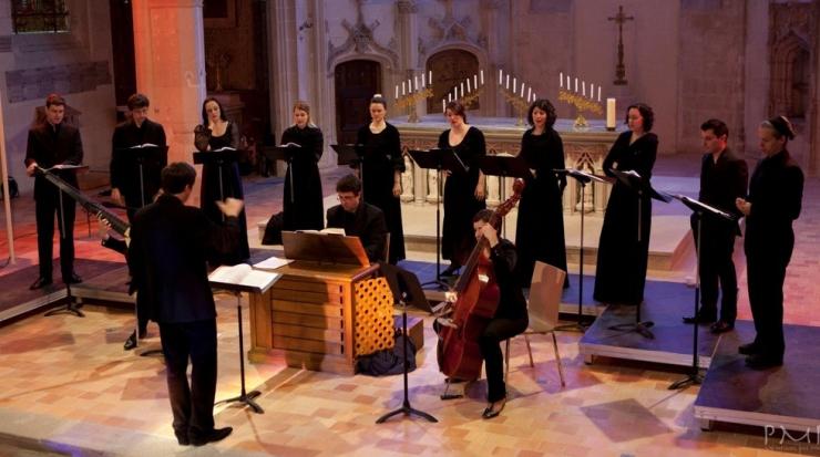 Prantsuse muusikud esitavad Mustpeade majas Eesti teose esiettekande