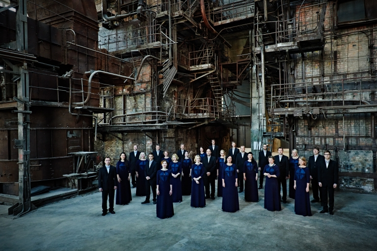 Eesti Filharmoonia Kammerkoor lõpetab Eesti Muusika Päevad rahvusvahelisel häälepäeval
