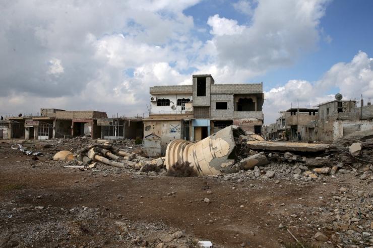 HRW: 48 tunni jooksul on Süüria põhjaosast põgenenud 30 000 inimest