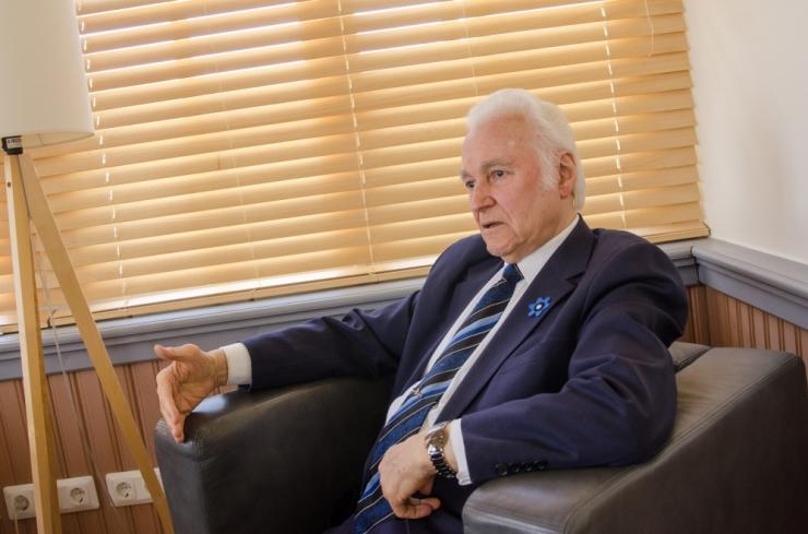Arnold Rüütel: riigi arendamisel ei tohi unustada inimest