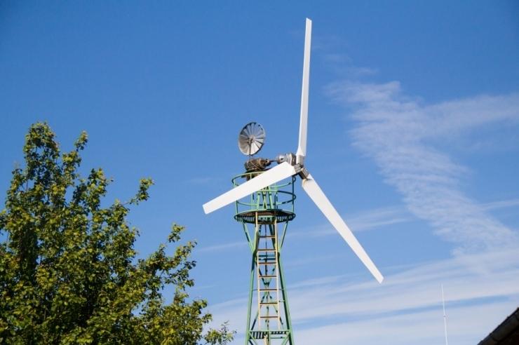 Teateid rinderiigist: sõjalistele huvidele viidates keerab riik tuuleenergial kraanid kinni