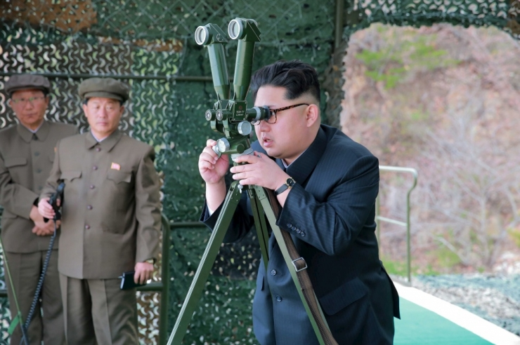 Korea RDV esitas tuumakatsetuste peatamise tingimuse