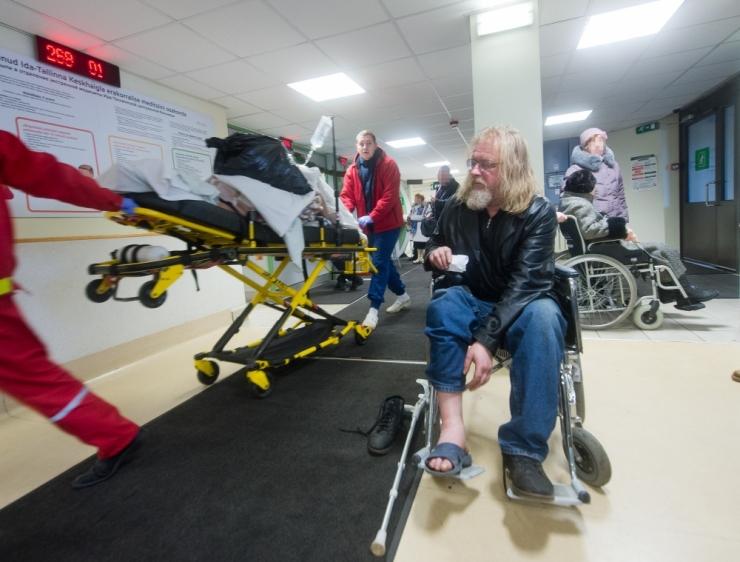 Kiirabibrigaadid harjutavad erinevates situatsioonides abi andmist