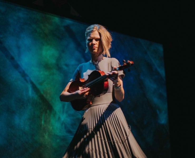 VIDEO! Maarja Nuut esitleb Jazzkaarel uut põnevat plaati