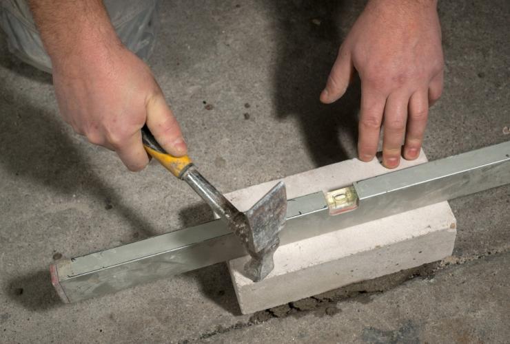 TJA uurib ehitusfirma kaebusel Rae Kivitehase kiviplokkide kvaliteeti
