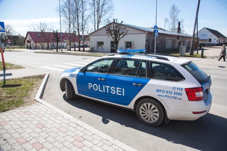 Põgenikekriis Eestis võib tähendada politsei reageerimisaja pikenemist