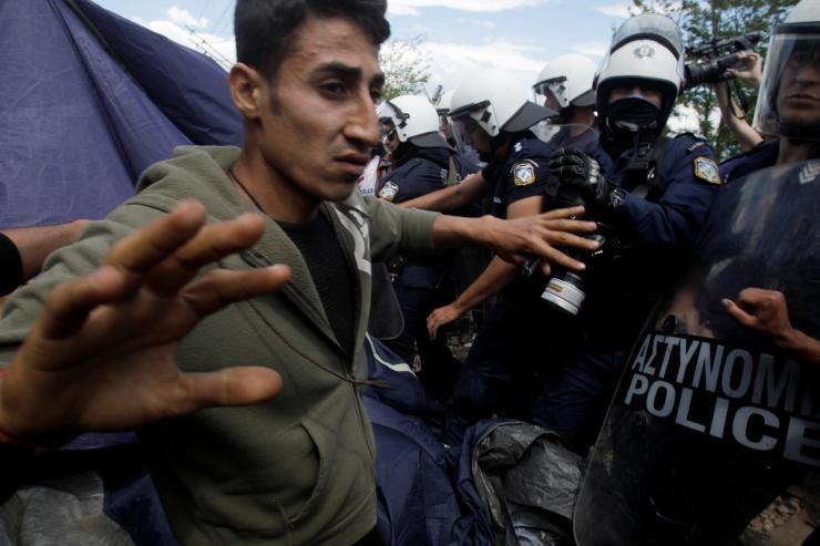 PPA: põgenikekriisi korral tuleb rahvast teavitada tunni jooksul