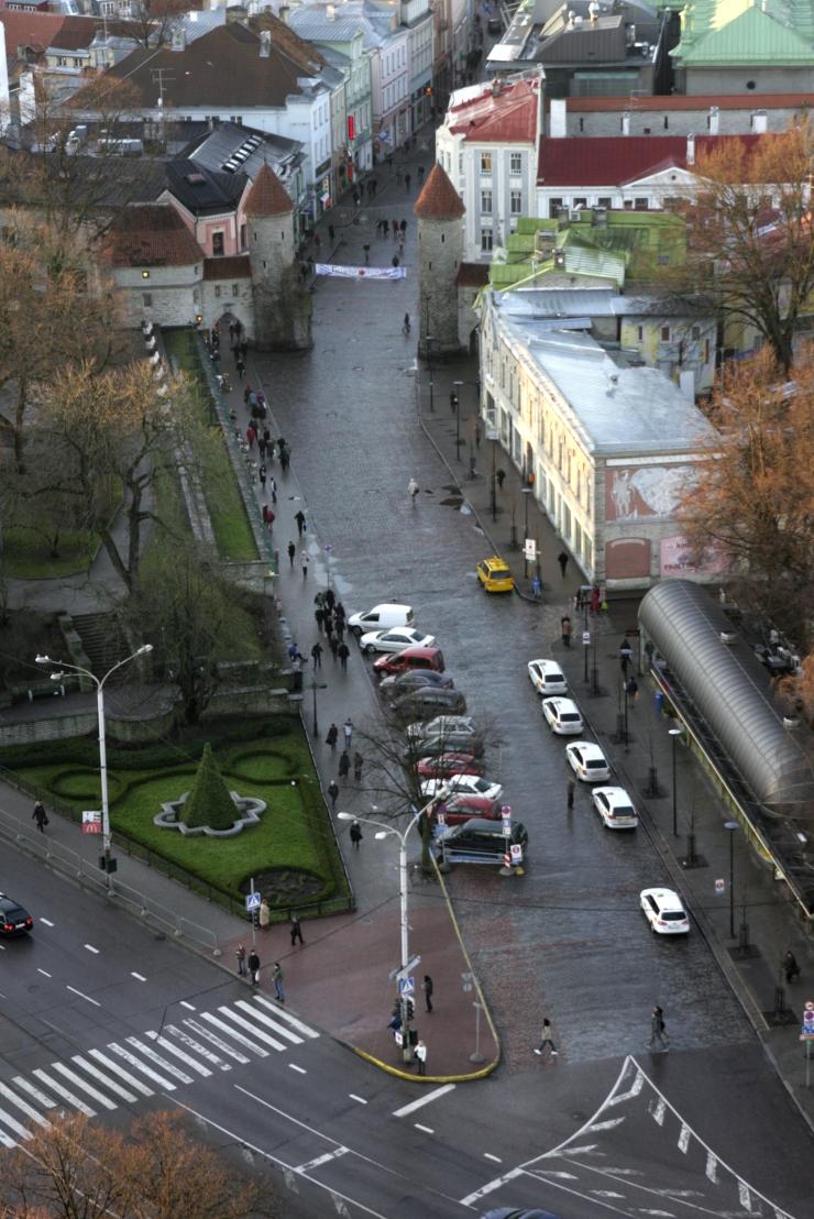Tallinna päeval tutvustatakse peatänava projekti