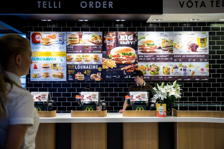 McDonald's pakub maikuu hommikutel tasuta kohvi