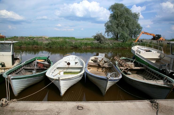 Merekultuuriaasta 2016 tunnustab väikesadamate kogukondi 9000 euroga