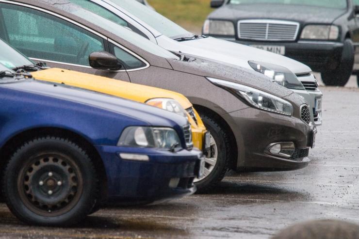 AKI: parkimisvõlglaste teabe väljastamisel tuleb olla väga ettevaatlik