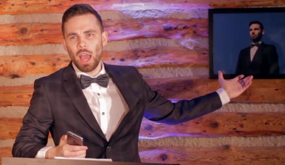 VIDEO! Eesti räpistaar Abraham tegi president Ilvesest tabavalt terava laulu