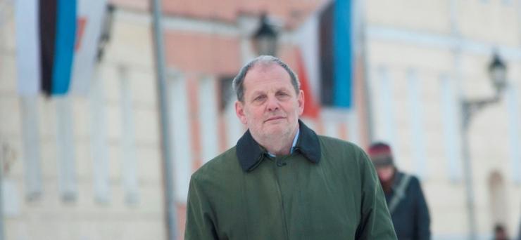 Peeter Ernits Savisaare toetamisest: ma ei kannata ebaõiglust