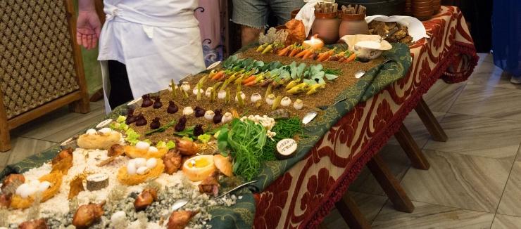 FOTOD! Olde Hansa söötis külalistele mulda ja kruusa!