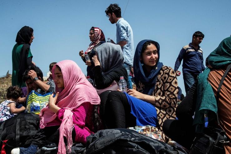Valitsus keeldus põgenike automaatsest ümberjagamisest