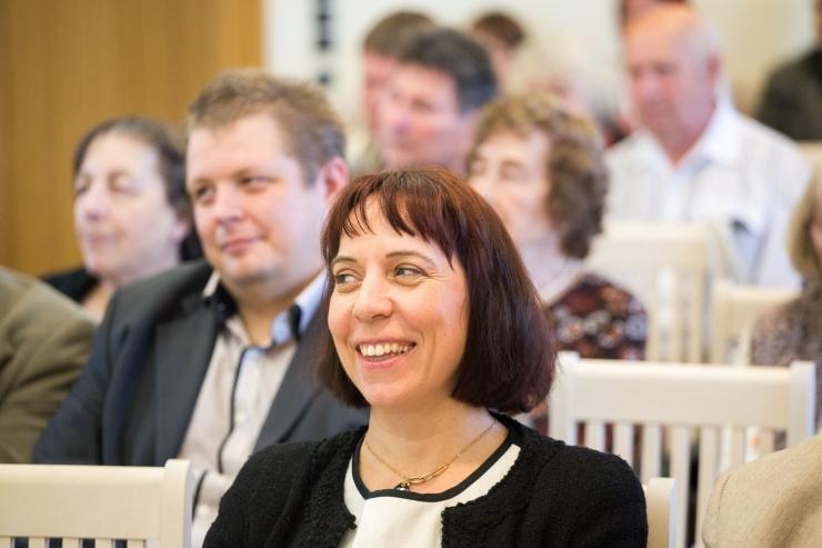 90 poolthäälega valitud Keskerakonna presidedikandidaat Mailis Reps: Eesti peab hästi läbi saama kõigi oma naabritega