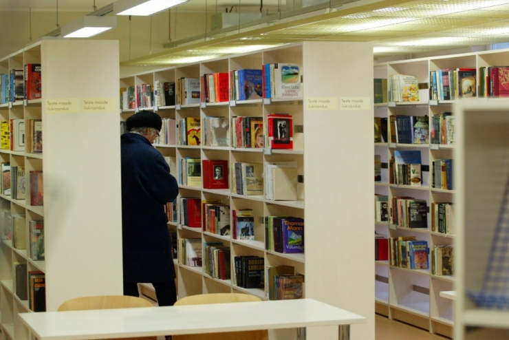 Kännukuke raamatukogu hoovis toimub luulepiknik muusikaga