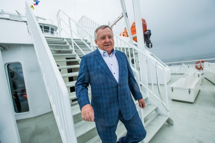 Leedo on parvlaevahankega seoses Euroopa Komisjonile kaebuse esitanud