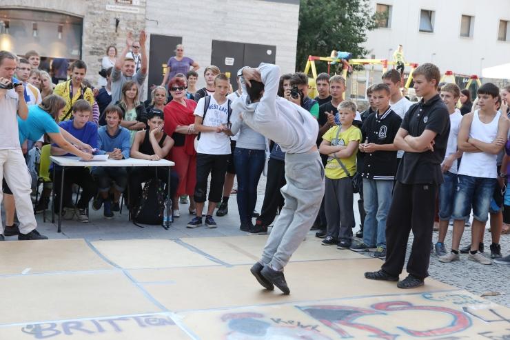 Camp of Hip-Hop toob kokku kuumad tantsusüdamed
