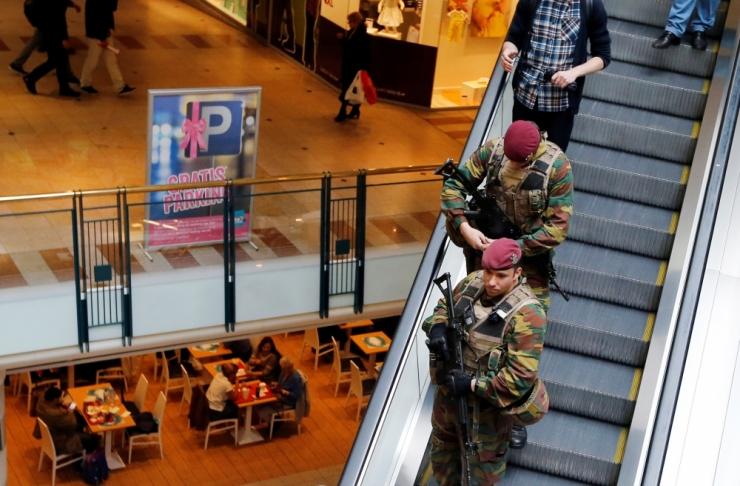 Erkki Koort: terrorioht Euroopas on jätkuvalt kõrge