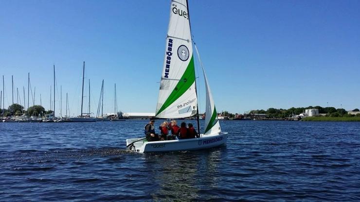 Pop-up merekool jõudis Tallinnasse