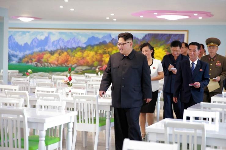 USA kehtestas Kimile ja veel 10 Põhja-Korea ametnikule sanktsioonid