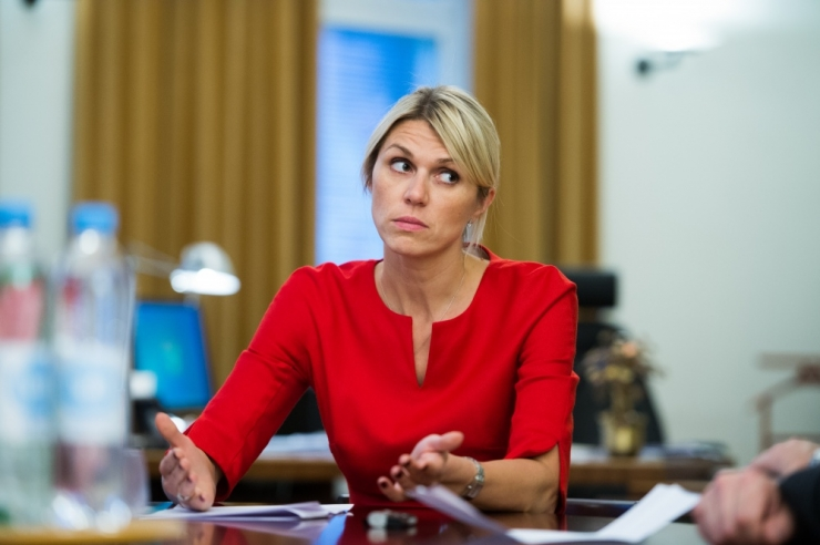 Palo kritiseeris Michali plaani ühendada riigi transpordiettevõtted