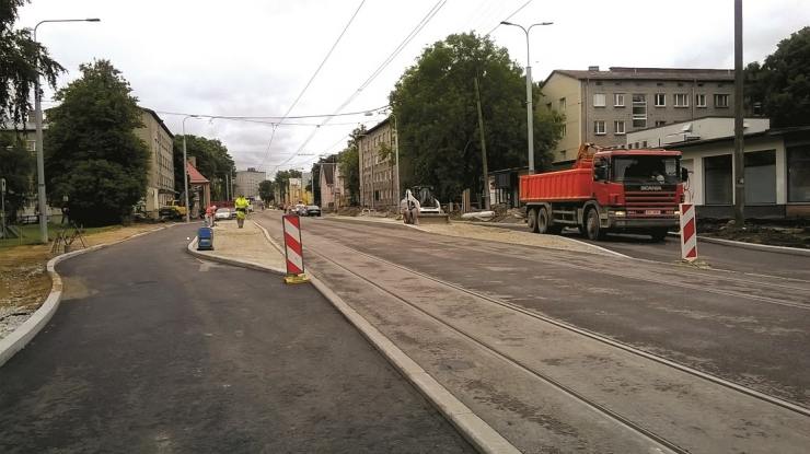 Vaata siit, milliseid teid ja tänavaid Lasnamäel lähiaastatel remonditakse