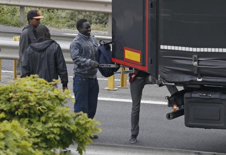 Transpordifirma peatas migrantide tõttu sügiseni tegevuse