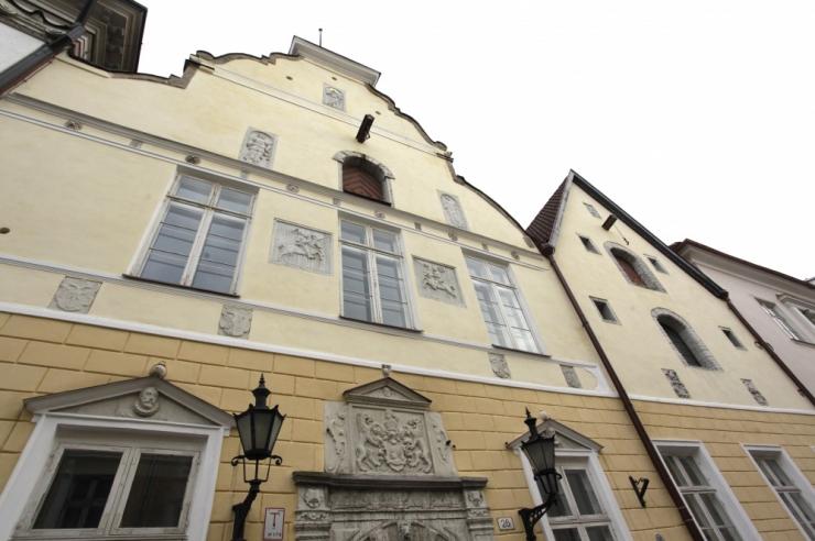 Eha Võrk: Mustpeade maja on üldrahvalik kultuuriobjekt