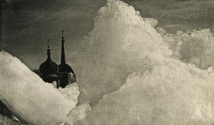 Ove Maidla fotogravüürid Tallinna Linnamuuseumi Fotomuuseumi galeriis
