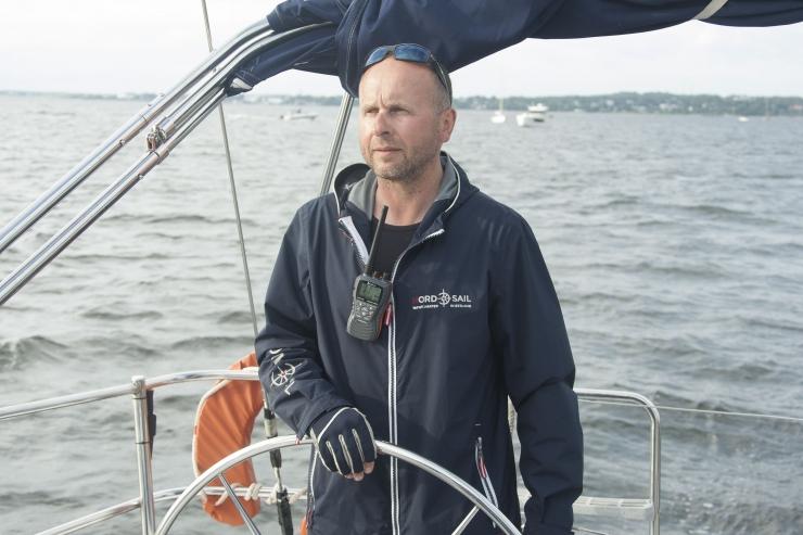 Kapten Lauri Kurvits: kui inimesele meri ei meeldi, pole tal sinna asja!