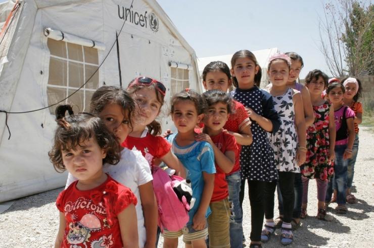 Kuus maailma rikkaimat riiki majutavad vaid 9 protsenti kõigist pagulastest