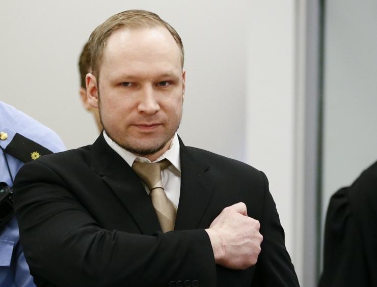"""Politsei: Müncheni tulistamisel on """"ilmne seos"""" Breivikiga"""