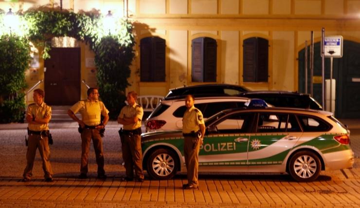 Ansbachi linnas lasi enesetaputerrorist end õhku, 12 inimest sai viga