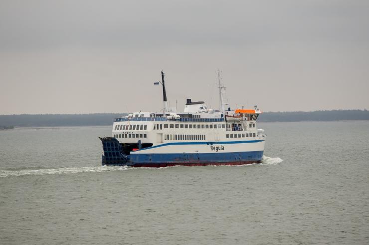 Tallinna Sadam ei avalikusta Regula hinda Leedo vastuseisu tõttu