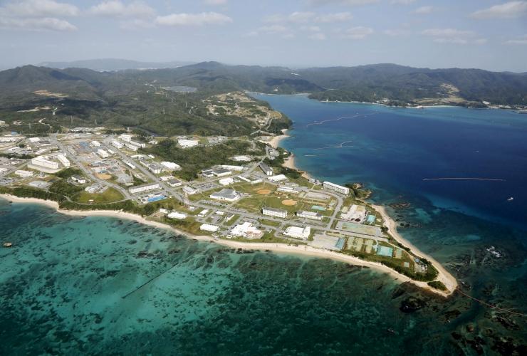 USA tagastab Jaapanile 17 protsenti enda käes olevast Okinawa alast