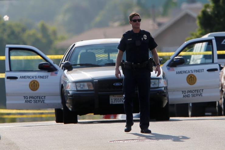 Ühendriikides tapeti taas politseiametnik
