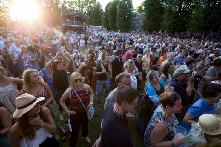 Viljandis registreeriti festivali ajal kaks vägivallakuritegu