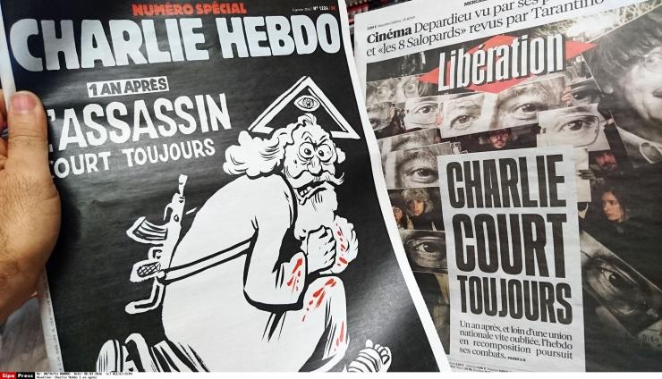 Charlie Hebdo ründaja sugulane võeti Türgis kinni teel Süüriasse