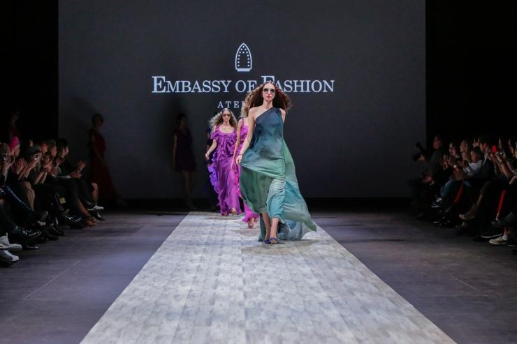 Tallinn Fashion Weeki kümnes juubel toob lavale nimekad disainerid