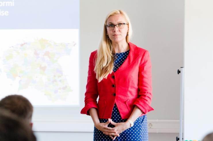 Kadri Simson: Eestis pole antud võimalust e-valimiste turvasüsteemi kontrollida