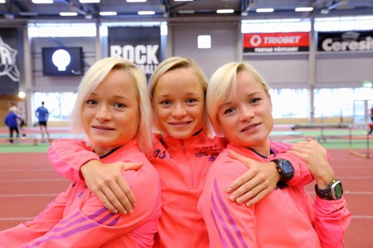 Norra meedia: enne eestlasi pole kolmikud olümpial omavahel võistelnud