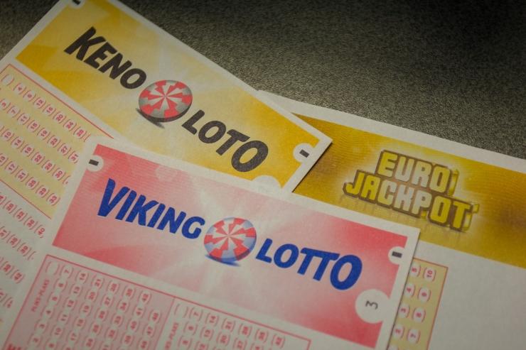 1,1 miljonit võitnud lotomängija ostis võidupileti sõbra abiga